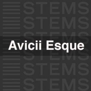 Audio + Midi + Presets: Avicii Esque STEMS