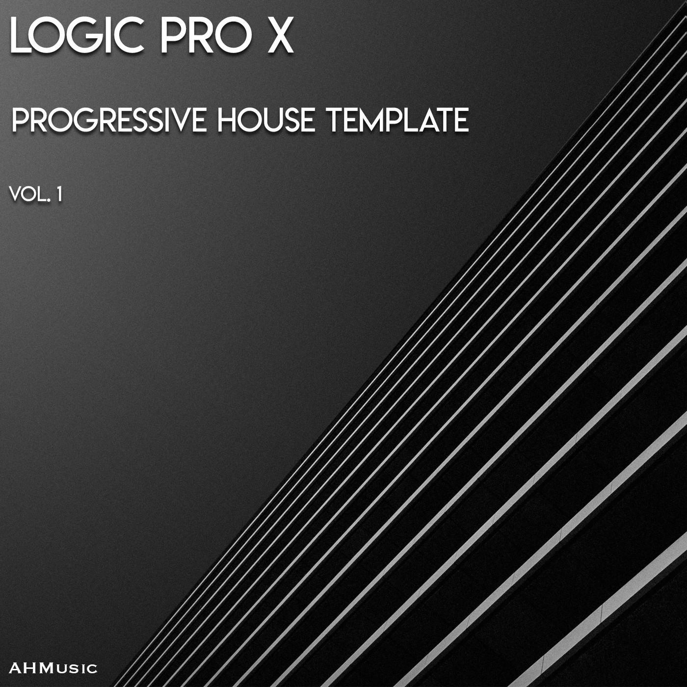 Progressive House Template Vol. 1 (For Vocals)