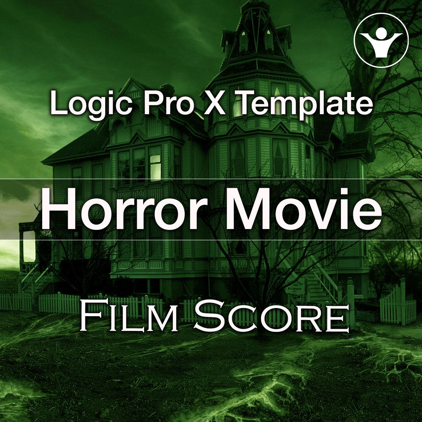 Horror Movie Film Score | Logic Pro X Template
